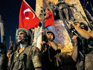 Turchia: blitz anti-Gulen porta a 800 arresti. Circa 8500 agenti impiegati