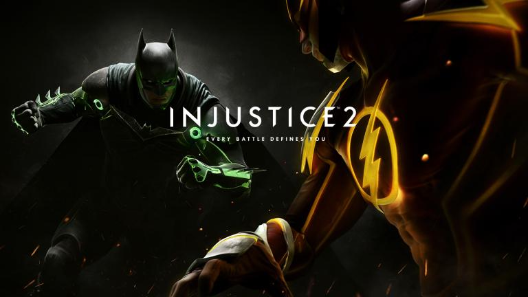 Injustice 2: nel gioco Damian Wayne