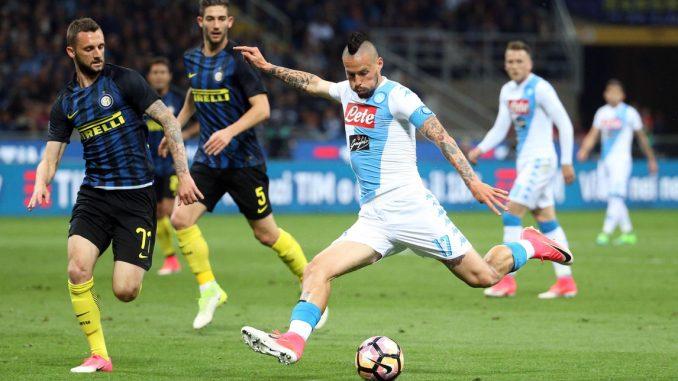 Inter-Napoli 0-1: i nerazzurri non ci sono e Callejon castiga. Ecco le pagelle
