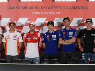 MotoGp, si riparte. Il circuito argentino ha visto la gloria di Marquez e Rossi. E domenica?