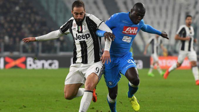 Napoli-Juventus (1-1): highlights e gol della partita (Serie A 2016-2017, 30^giornata)
