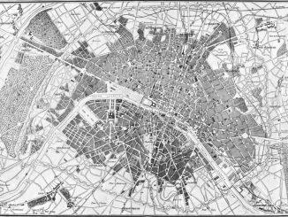Parigi: storia urbanistica della città