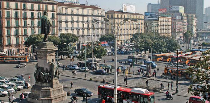 Napoli - Piazza Garibaldi