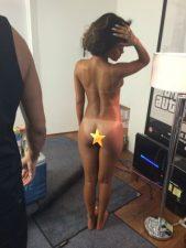 Rihanna completamente senza veli