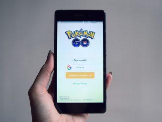 Pokemon go su ios