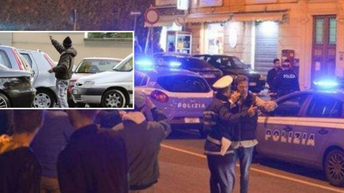 Napoli, vasta operazione contro i parcheggiatori abusivi