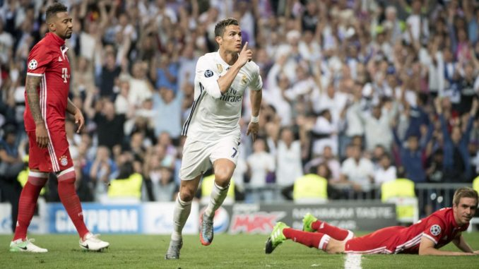Champions, Real Madrid-Bayern Monaco 4-2: Ronaldo decide. Ecco le pagelle