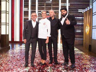 Celebrity Masterchef: Roberta Capua è la prima vincitrice