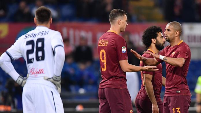 Roma-Empoli, 2-0: ecco le pagelle. Dzeko inarrestabile ma l'Empoli è un osso duro