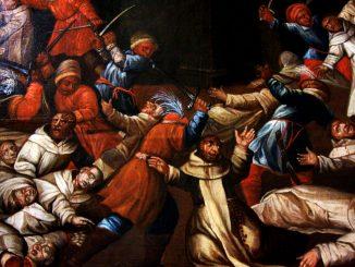 Polonia, cattedrale di Sandomierz: dite quando siete nati e scoprirete come morirete