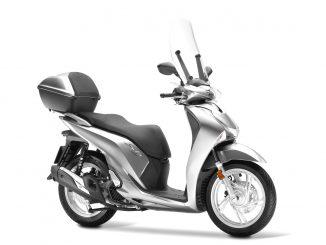 Scooter più venduti in Italia 2017
