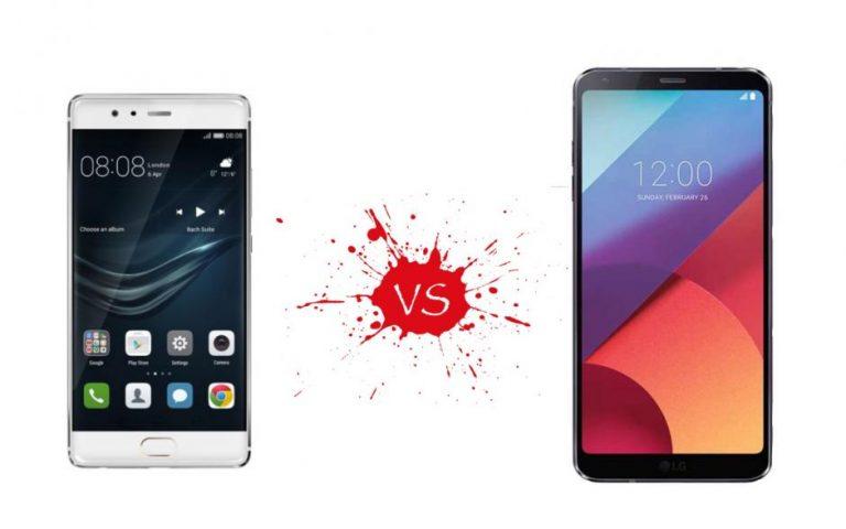 Huawei P10 vs Lg G6: ecco le migliori promozioni sul web