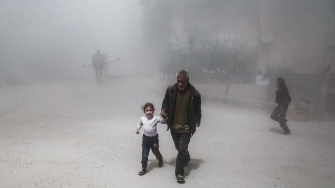 Siria, attacco chimico riunione urgente dell'Onu