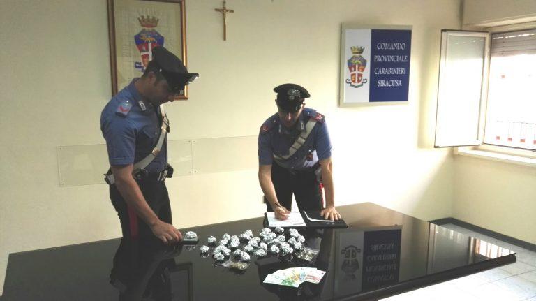 Siracusa: maxi operazione antidroga, 13 persone in carcere