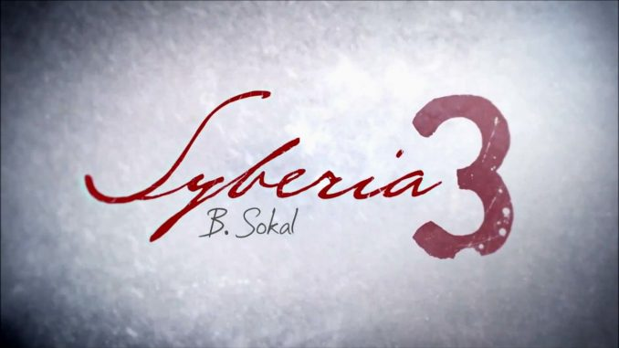 Syberia 3: prezzi, recensioni, console