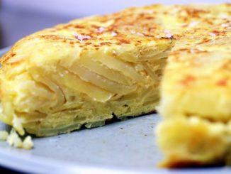 Frittata di patate al forno: ricetta