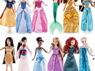 Principesse Disney bambole grandi sul web