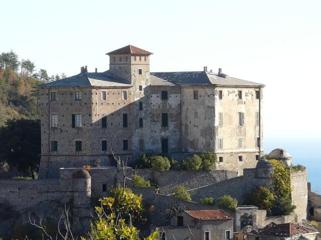 Castello di Balestrino
