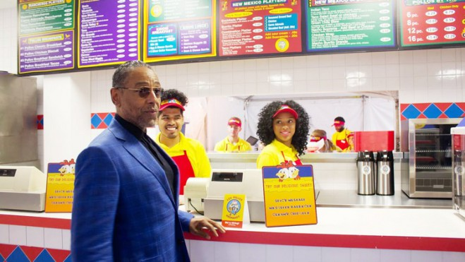 Breaking Bad: Los Pollos Hermanos apre a Milano e Roma!