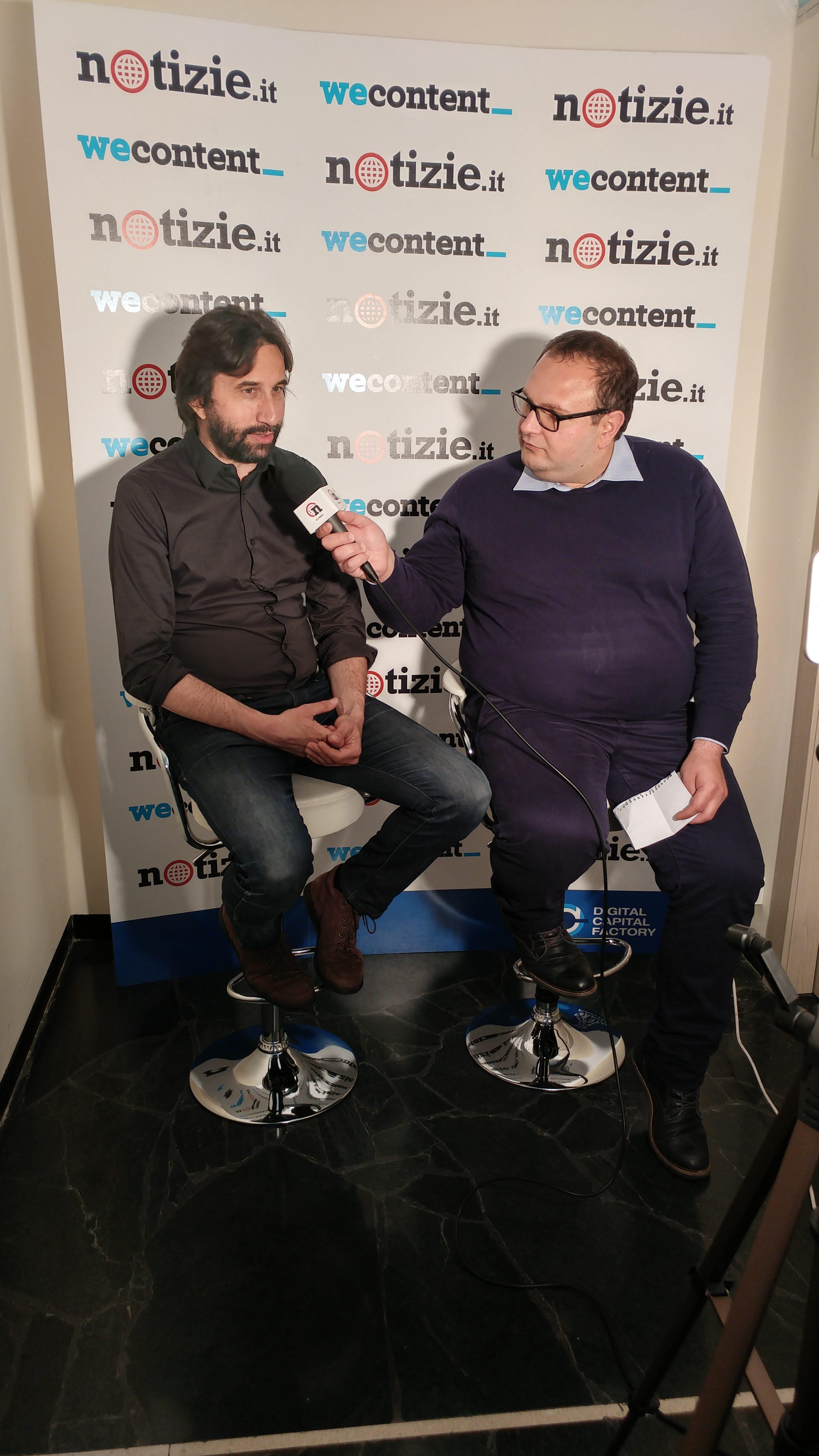 Intervista a Lapo De Carlo