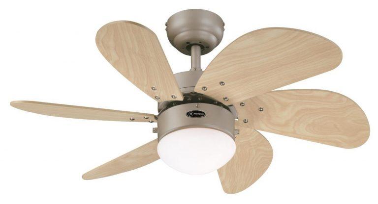 Ventilatore da soffitto: le 5 migliori marche disponibili