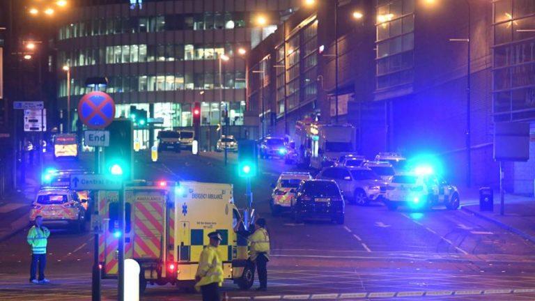 Attentato Manchester