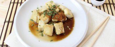Agadeshi tofu