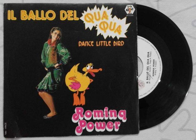 Il Ballo Del Qua Qua Successo Anni 80 Di Romina Power