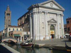 Chiesa di San Barnaba a Venezia