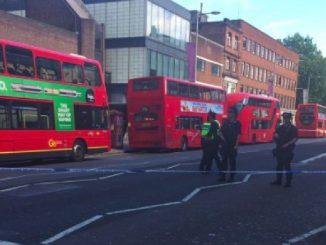 Evacuato teatro a Londra