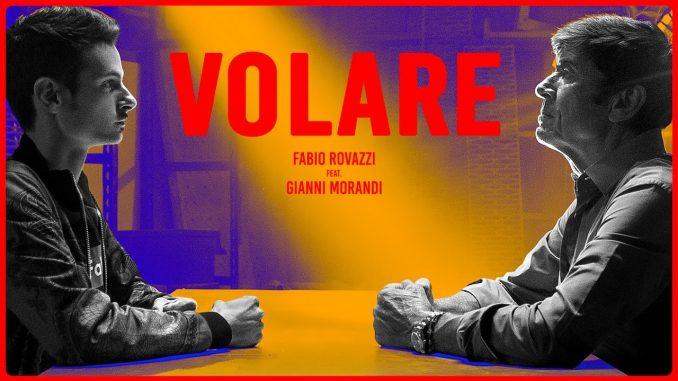 Fabio Rovazzi e Gianni Morandi in