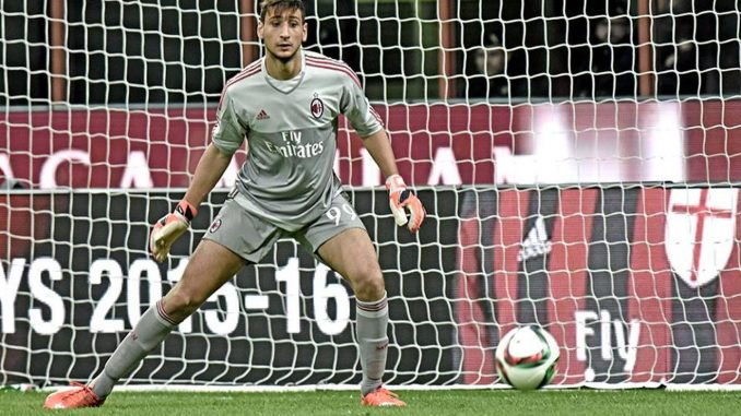 Donnarumma Milan, Guardiola: