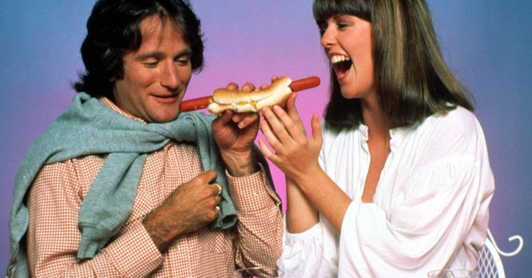 Mork e Mindy: la serie che ha lanciato Robin Williams