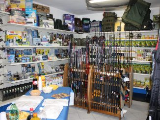 Negozio di pesca: come inaugurarlo in tempi record
