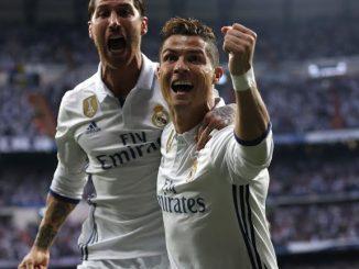 Champions, Real Madrid-Atlético Madrid 3-0. Tripletta di Ronaldo ed è già Cardiff. Ecco le pagelle