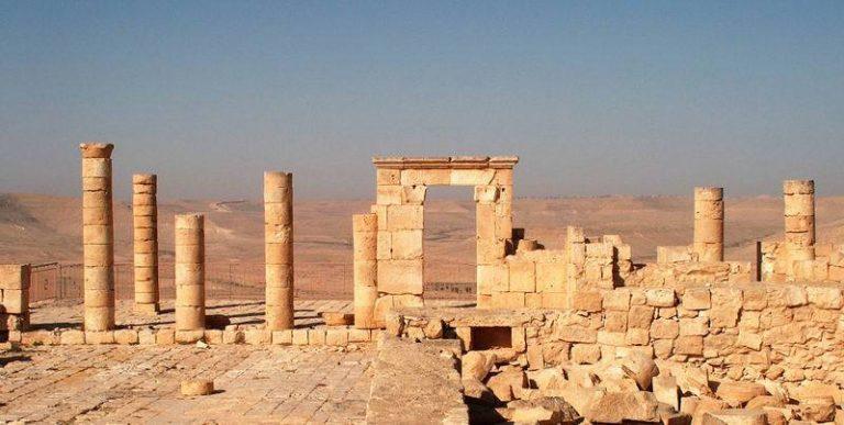 Israele, Avdat: la roccaforte abbandonata del musical Jesus Christ Superstar