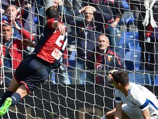 Genoa-Inter 1-0: un match senza emozione. Ecco le pagelle