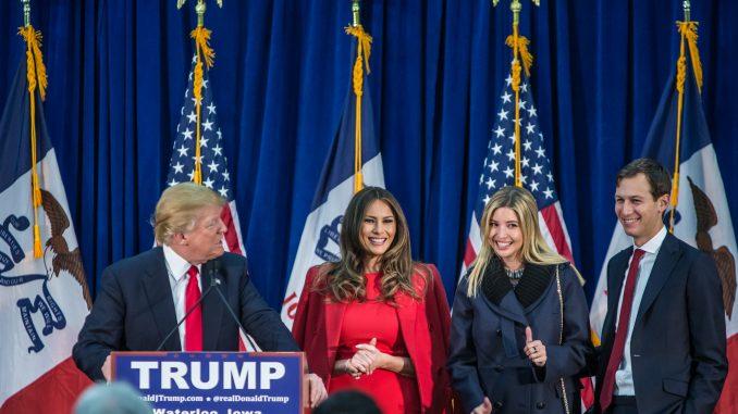 Kushner e Ivanka disertano il G7, rientrati negli Usa