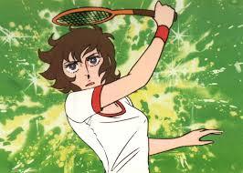 Cartone animato sul tennis