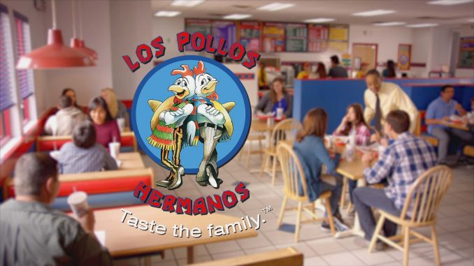 Los Pollos Hermanos, i ristoranti pop-up di Breaking Bad arrivano in Italia