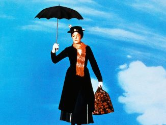 Mary Poppins scende dal cielo