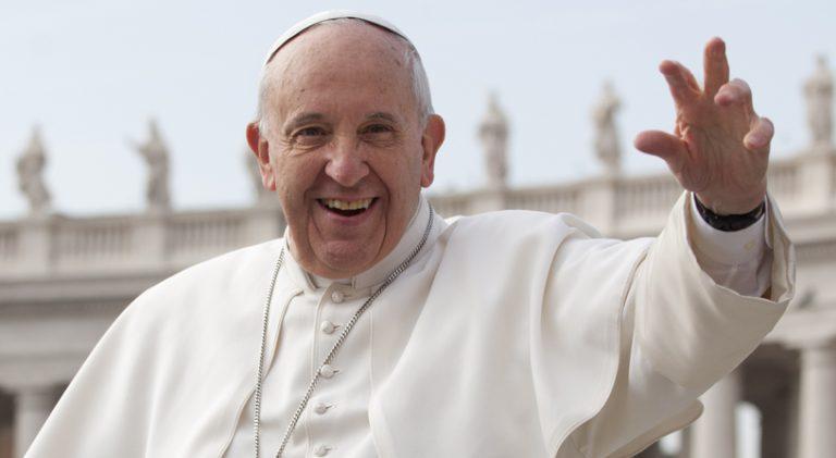 Esce film sul Papa