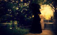 La Dama in Nero di Parco Sempione a Milano