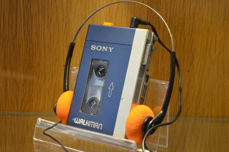 Il walkman del film