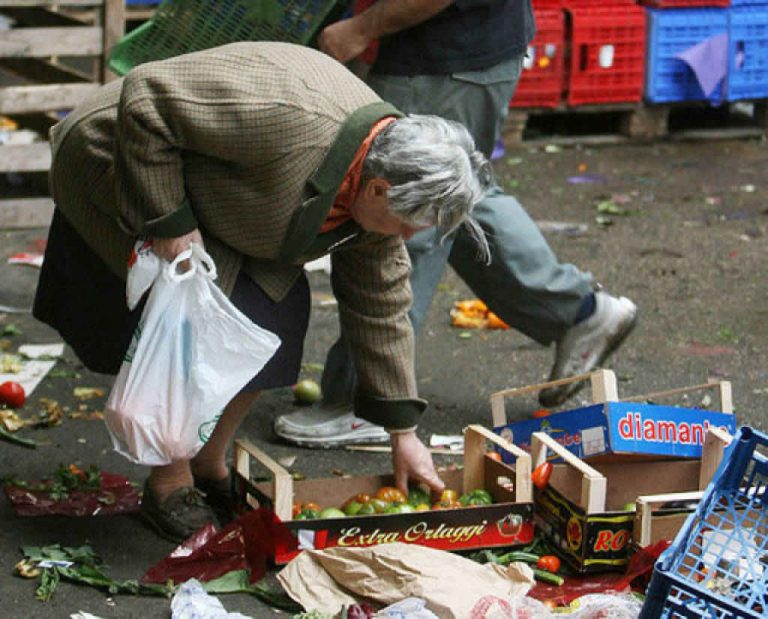 Povertà alimentare: 5 milioni di italiani sono in difficoltà