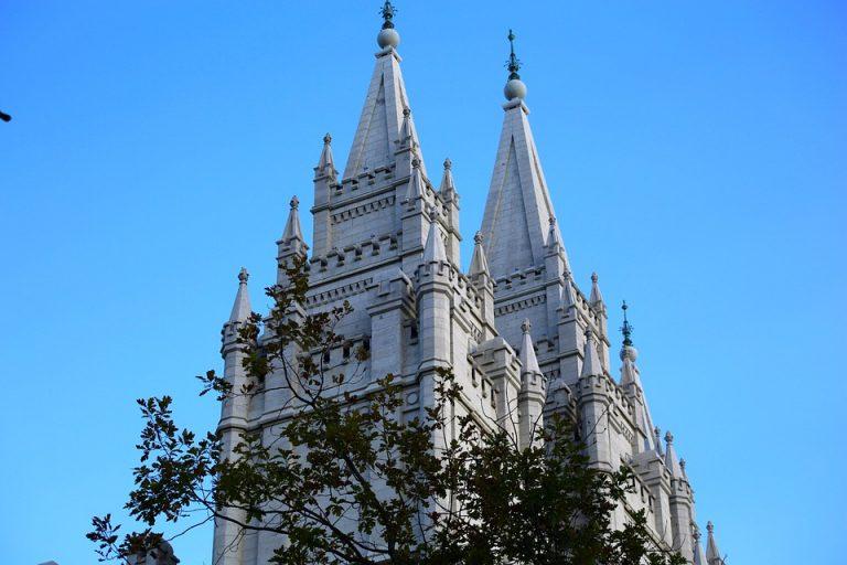 Tempio mormoni
