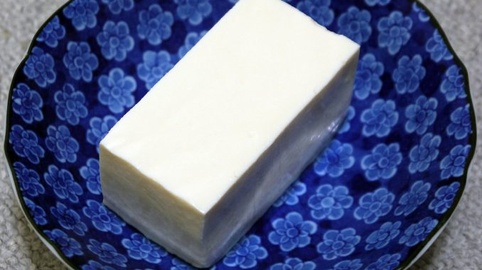 Tofu, origine orientale