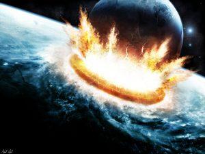 Pianeta X in collisione con la Terra: previsti terremoti e tsunami entro agosto