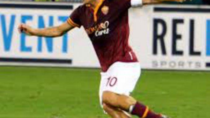 Roma Juventus, Totti e la preoccupazione di Baldissoni: