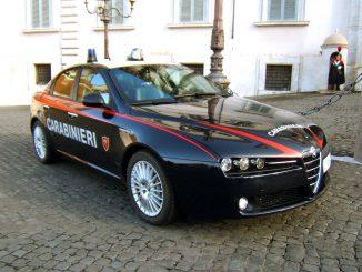 sindaco, carabinieri